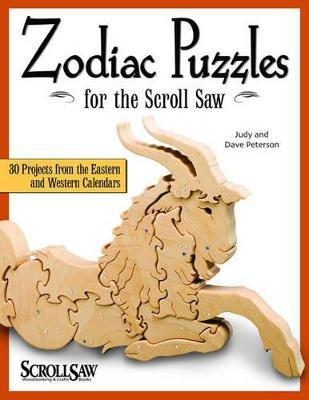 Zodiac Puzzles For Scroll Saw Woodworking Judy Peterson