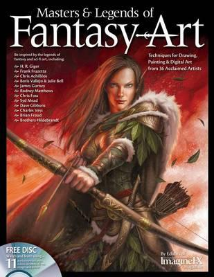 Masters & Legends of Fantasy Art
