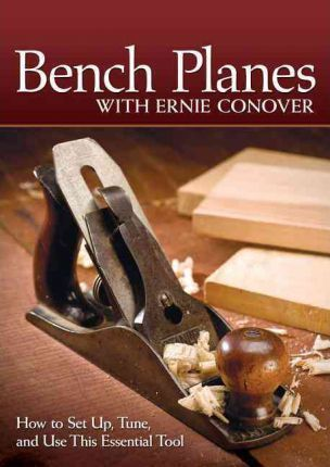 Bench Planes with Ernie Conover (DVD)