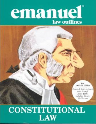 Constitutional Law, Outline S Sb
