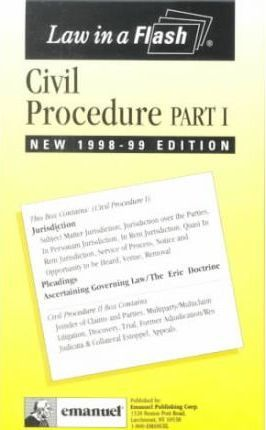 Civil Procedure 1 Liaf Pb