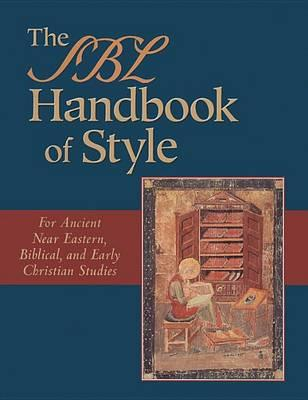 The SBL Style Manual