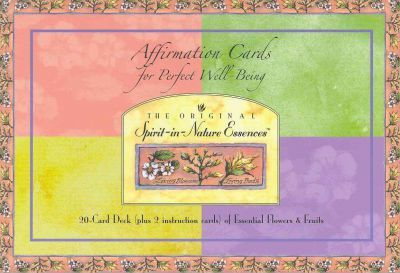 Affirmation Cards for Perfect Well-Being