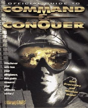 Command and Conquer Official Strategy Guide