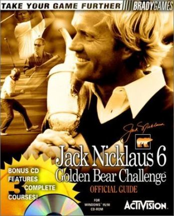 Golden Bear Challenge Official Strategy Guide