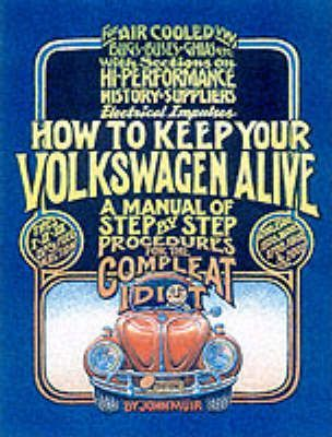 how to keep your volkswagen alive illustrator