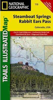 Steamboat Springs/rabbit Ears Pass : National Geographic ...