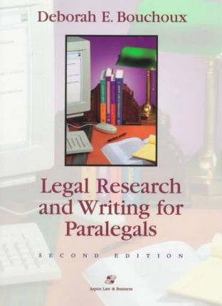 Legal Research and Writing Fo Sb