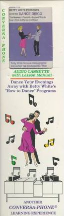Betty White Presents How to Dance Disco