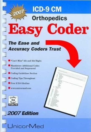 Easy Coder Orthropedics 2007