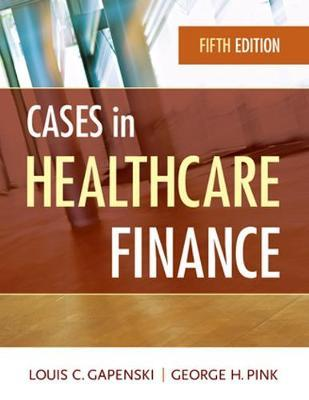 healthcare finance gapenski Buy healthcare finance 5th edition (9781567934250) by louis c gapenski for up to 90% off at textbookscom.