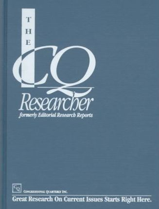 The CQ Researcher Bound Volume 1996