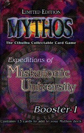 Mythos Booster Cards