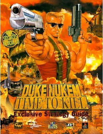 Duke Nukem Time to Kill - Exclusive Strategy Guide