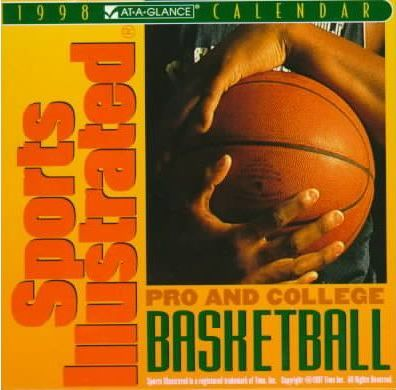 Cal 98 Sports Illustrated Pro and College Basketball