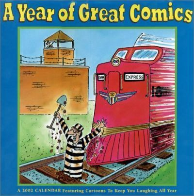 A Year of Great Comics Calendar 2002
