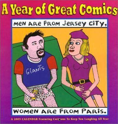 Year of Great Comics 2003 Calendar