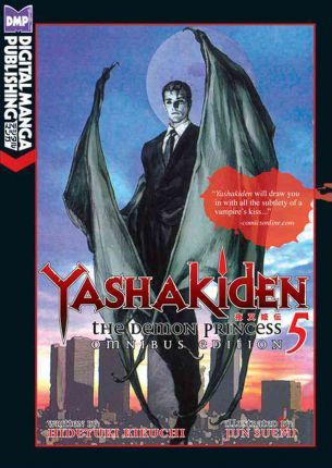 Yashakiden: The Demon Princess Volume 5 (Novel)
