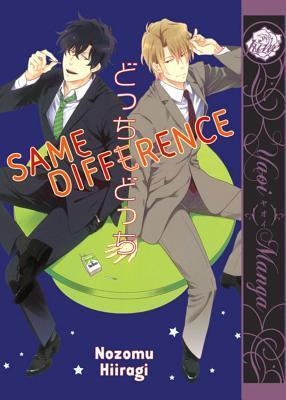 Same Difference (Yaoi Manga)
