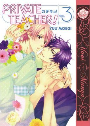 Private Teacher: Private Teacher Volume 3 (Yaoi) Yaoi Manga Volume 3