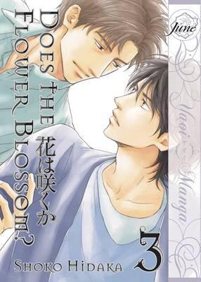 Does The Flower Blossom? Volume 3 Cover Image