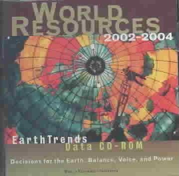World Resources/earthtrends Data 2002-04