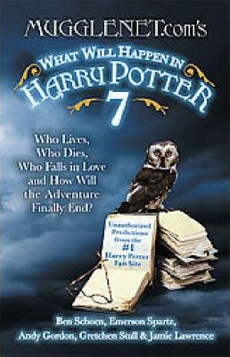 Mugglenet.com's What Will Happen In Harry Potter 7 Cover Image