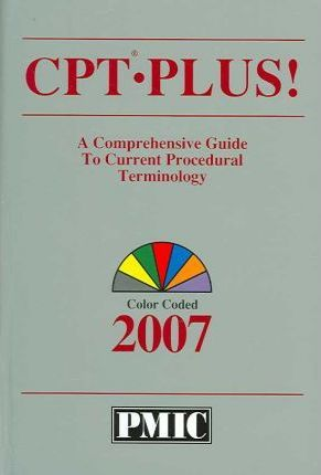 CPT Plus! 2007, Color-Coded
