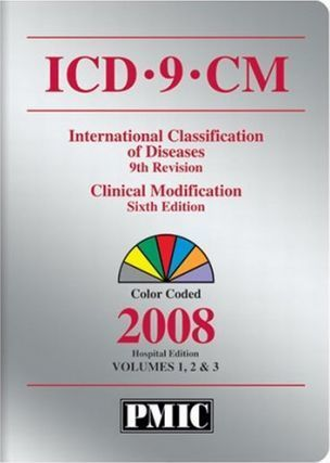 ICD-9-CM Color Coded 2008