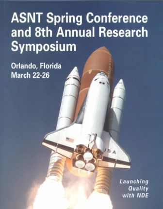 The Asnt Spring Conference and Annual Research Symposium