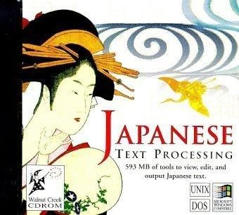 Japanese Text Processing