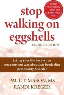 Dating walking on eggshells