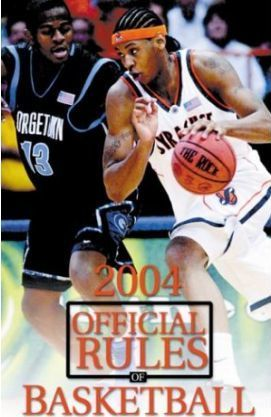 Official Rules of Basketball 2004 Ncaa