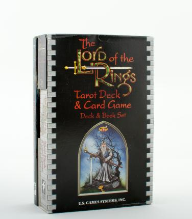 """Lord of the Rings"" Tarot Pack"