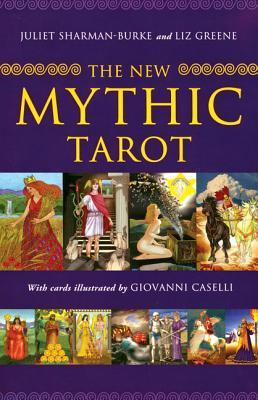 The New Mythic Tarot Deck and Book Set