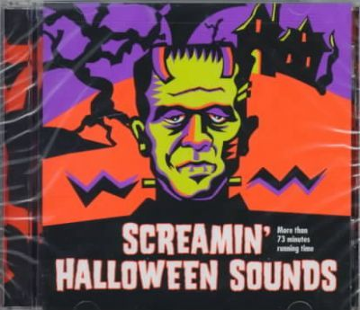 Screamin' Halloween Sounds
