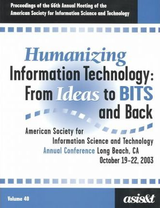Proceedings of the 66th Annual Meeting of the American Society of Information Science & Technology