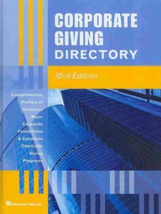 Corporate Giving Directory