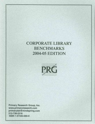Corporate Library Benchmarks, 2004-05