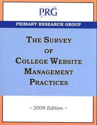 The Survey of College Website Management Practices