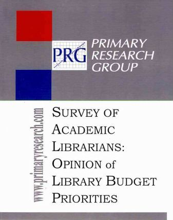 The Survey of Academic Librarians