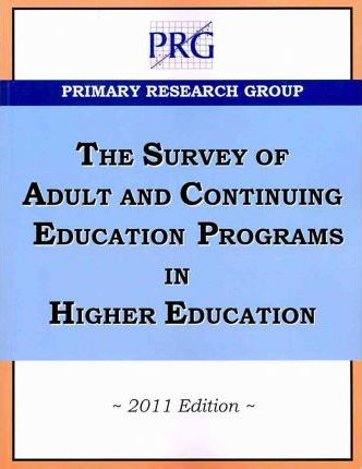 The Survey of Adult & Continuing Education Programs in Higher Education