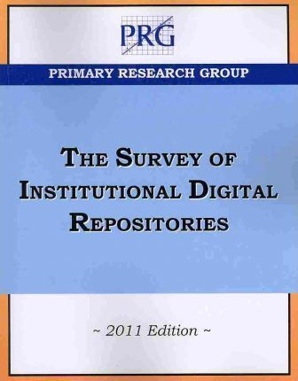 The Survey of Institutional Digital Repositories, 2011 Edition