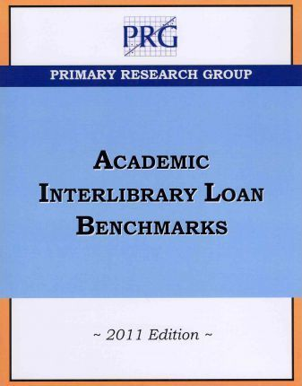 Academic Interlibrary Loan Benchmarks