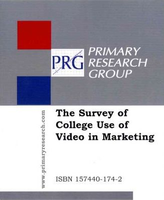 The Survey of College Use of Video in Marketing