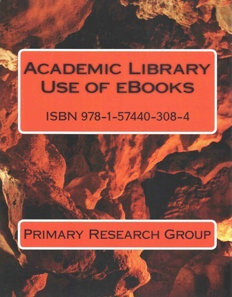 Academic Library Use of eBooks