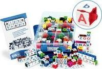 Alphasnaps and Snap Cubes Sets