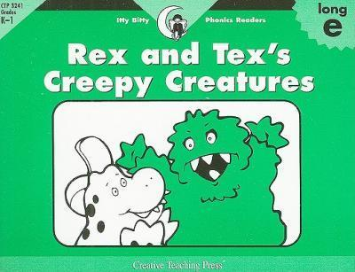 Rex and Tex's Creepy Creatures