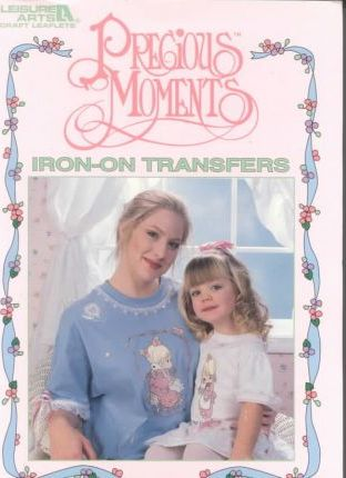 Precious Moments Iron-on Transfers