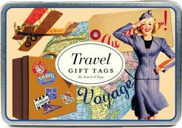 GIFT TAGS IN TIN TRAVEL (GT/TRV)